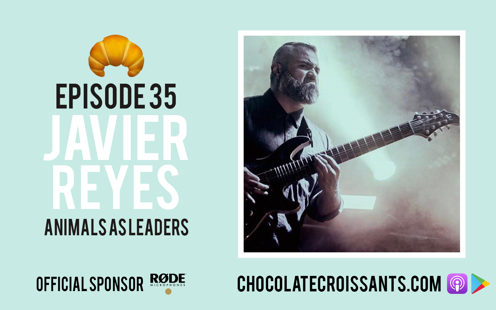 EP 35 | Javier Reyes (Animals As Leaders)