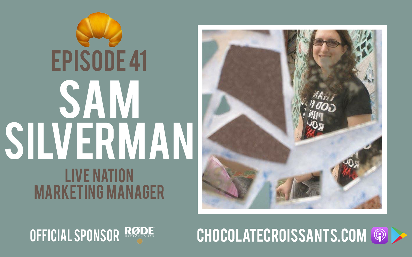 EP 41 | Sam Silverman (Live Nation Marketing Manager)