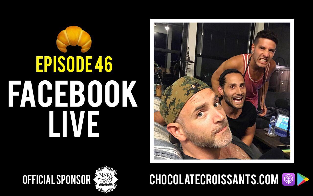 EP 46 | Facebook Live