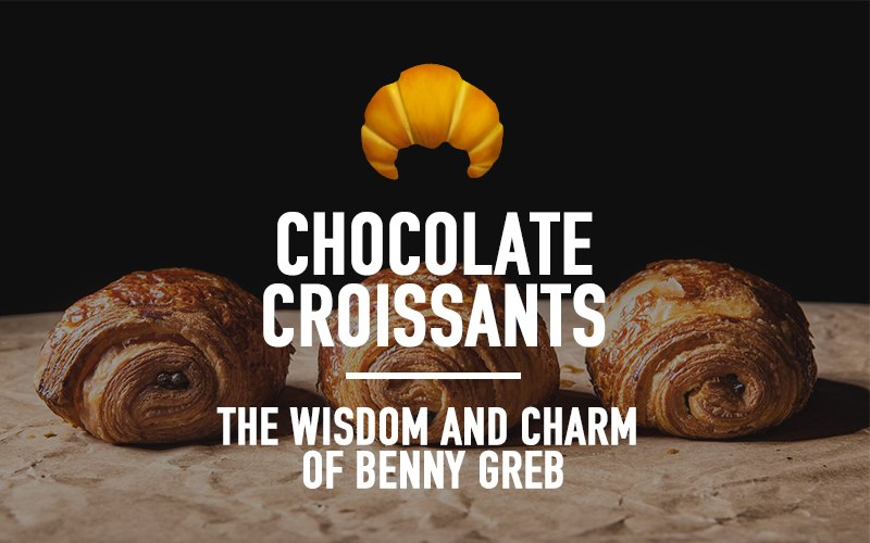 The Wisdom And Charm Of Benny Greb