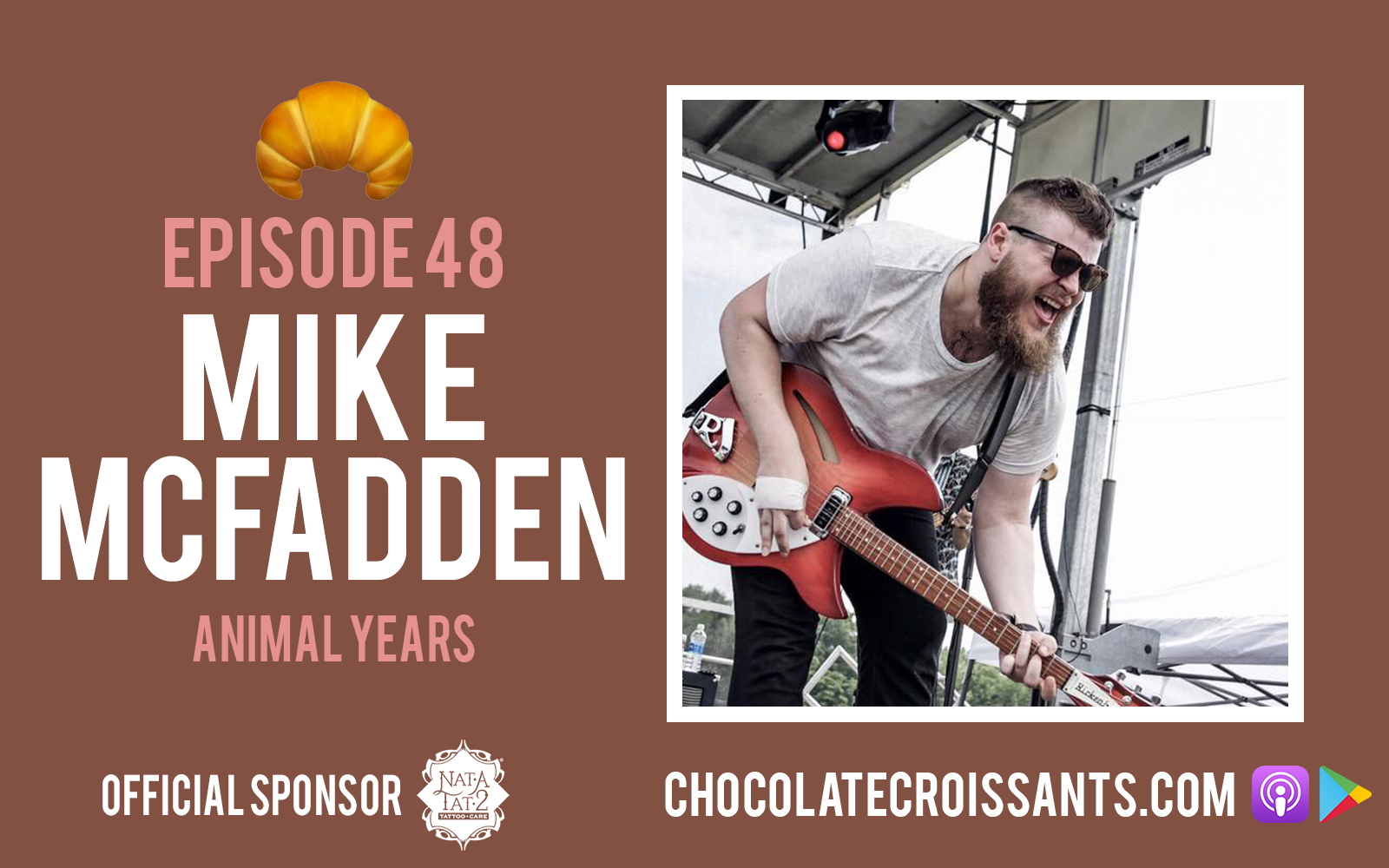 EP 48 | Mike McFadden (Animal Years)