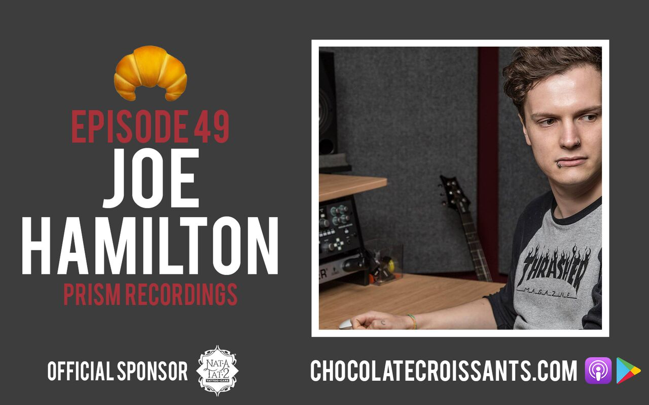 EP 49 | Joe Hamilton (Prism Recordings)